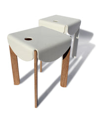 droopy stool