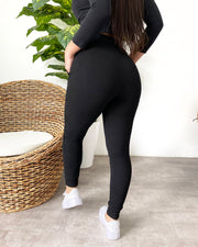 Addie Soft Joggers (Black)