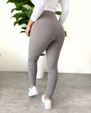 Addie Soft Joggers (Gray)