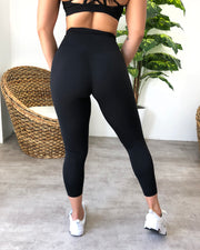 Lani Leggings (Midnight Black)
