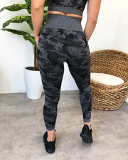 Kelli Camo Leggings