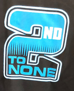 2nd to None Short Sleeve Tri-Blend Tee