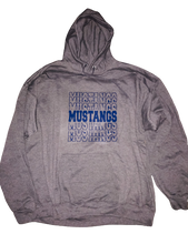 Load image into Gallery viewer, (MM) Mustangs Dry Blend Hooded Sweatshirt