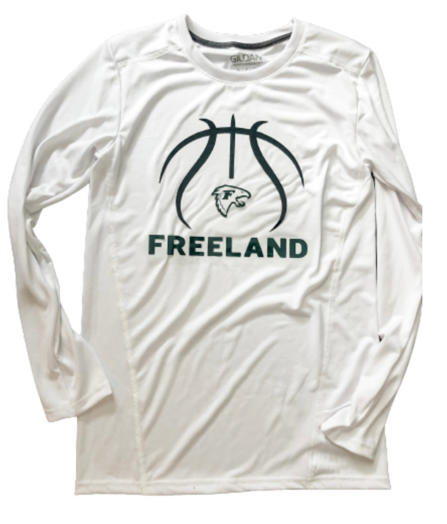 (BB) Basketball  Long Sleeve