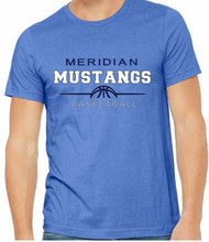 Load image into Gallery viewer, (MM) - Mustangs Basketball Short Sleeve Tee