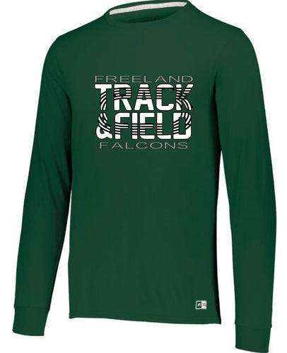 (T) Russell Athletic Long Sleeve Tee