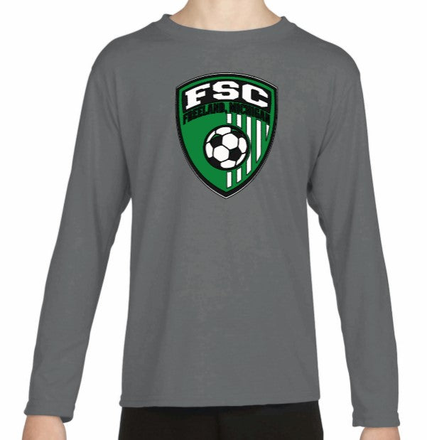 (FSC) Performance Long Sleeve (Youth & Adult)