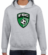 Load image into Gallery viewer, (FSC) Dry Blend Hooded Sweatshirt (Youth & Adult)