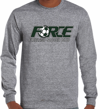Load image into Gallery viewer, (FF) Force Long Sleeve Tee (Youth & Adult)
