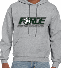 Load image into Gallery viewer, (FF) Force Dry Blend Hooded Sweatshirt (Youth & Adult)