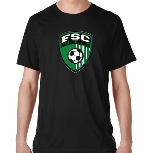 (FSC) Performance Short Sleeve Tee (Youth & Adult)