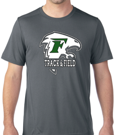(T) Track  Performance T-Shirt