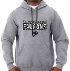 Falcon SofSpun Hooded Sweatshirt