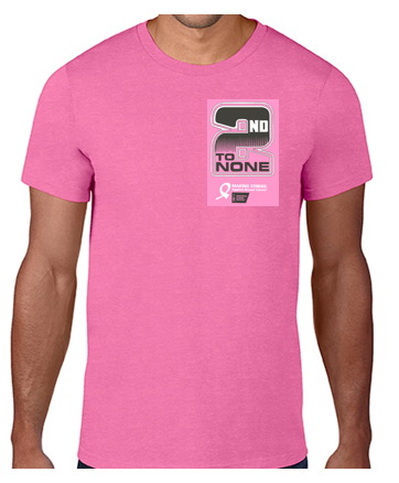 2nd to None - American Cancer Society Benefit T-Shirt