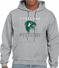 Load image into Gallery viewer, (W) Wrestling Dry Blend Hoodie