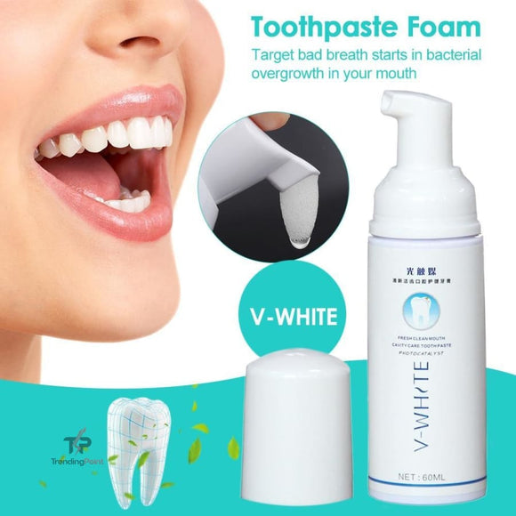 Bleach´n Clean Whitening toothpaste by V-White - Health