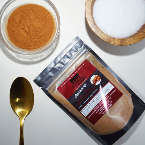 Sugar-Free Cinnamon Sugar Seasoning
