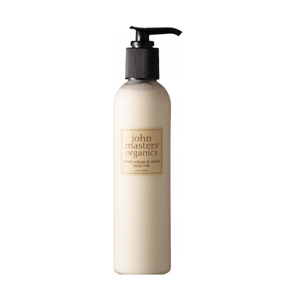 John Masters Organics - Blood Orange & Vanilla Body Milk (8 fl oz.)
