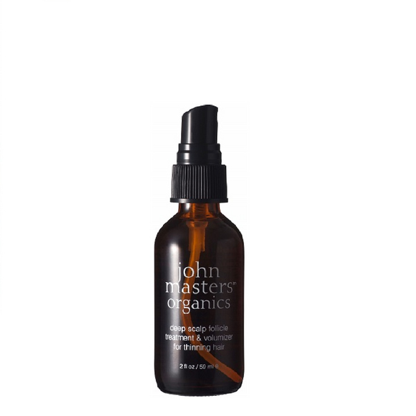 John Masters Organics - Deep Scalp Follicle Treatment & Volumizer for Thinning Hair (4.2 fl oz. )