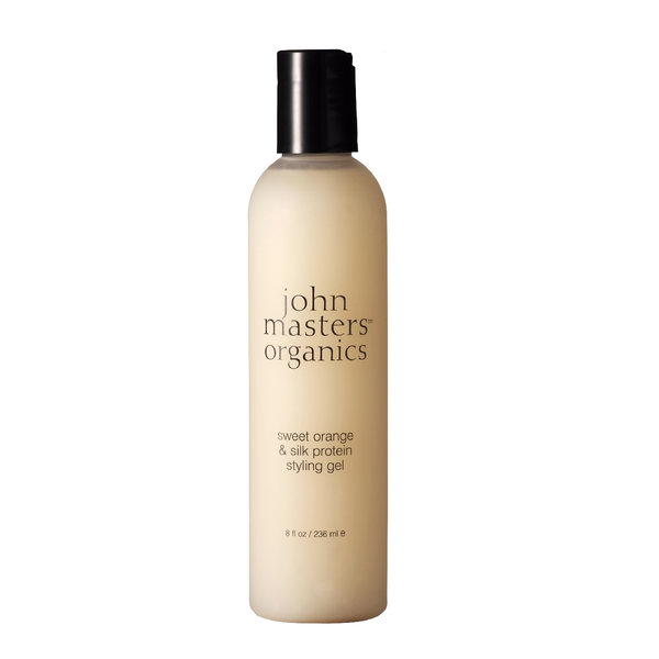 John Masters Organics - Sweet Orange & Silk Protein Styling Gel (8 fl oz.)
