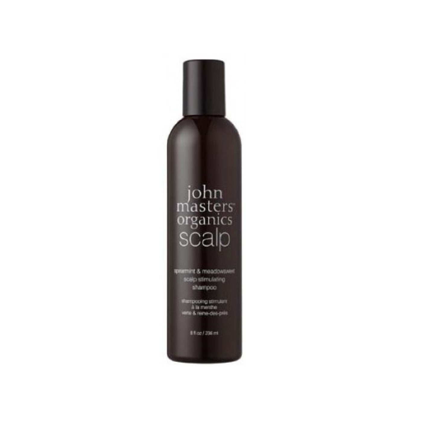 John Masters -Spearmint & Meadosweet Scalp Stimulating Shampoo (Sample Size/10ml )