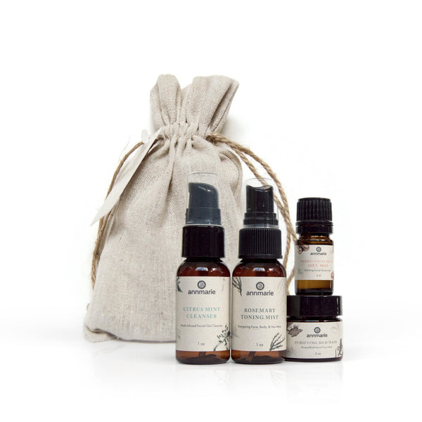 Purify Travel Kit - Oily Skin Care