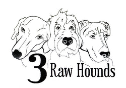3 Raw Hounds