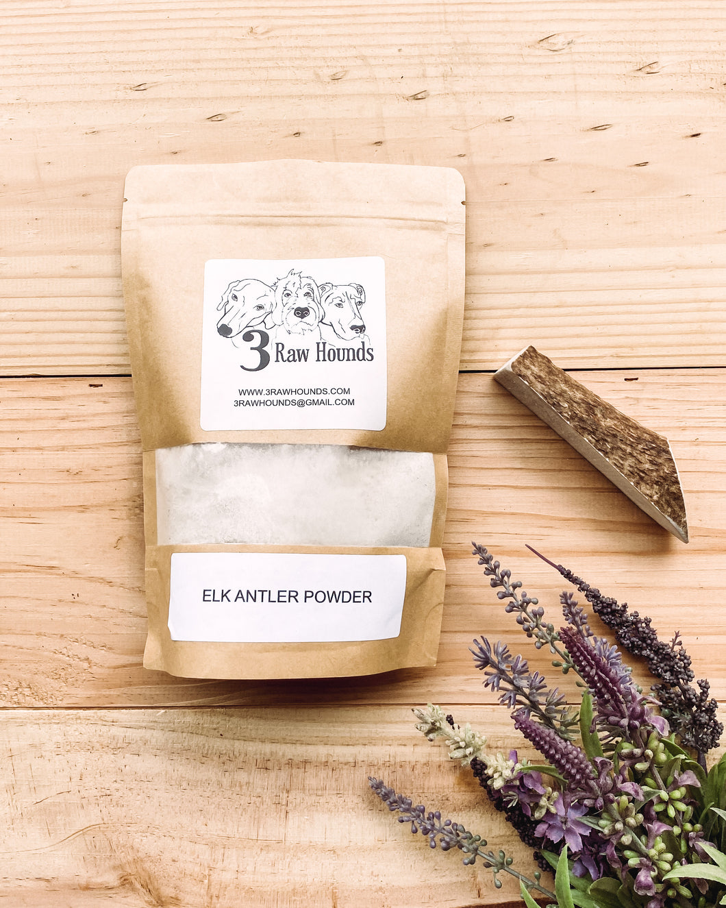 Elk Antler Powder
