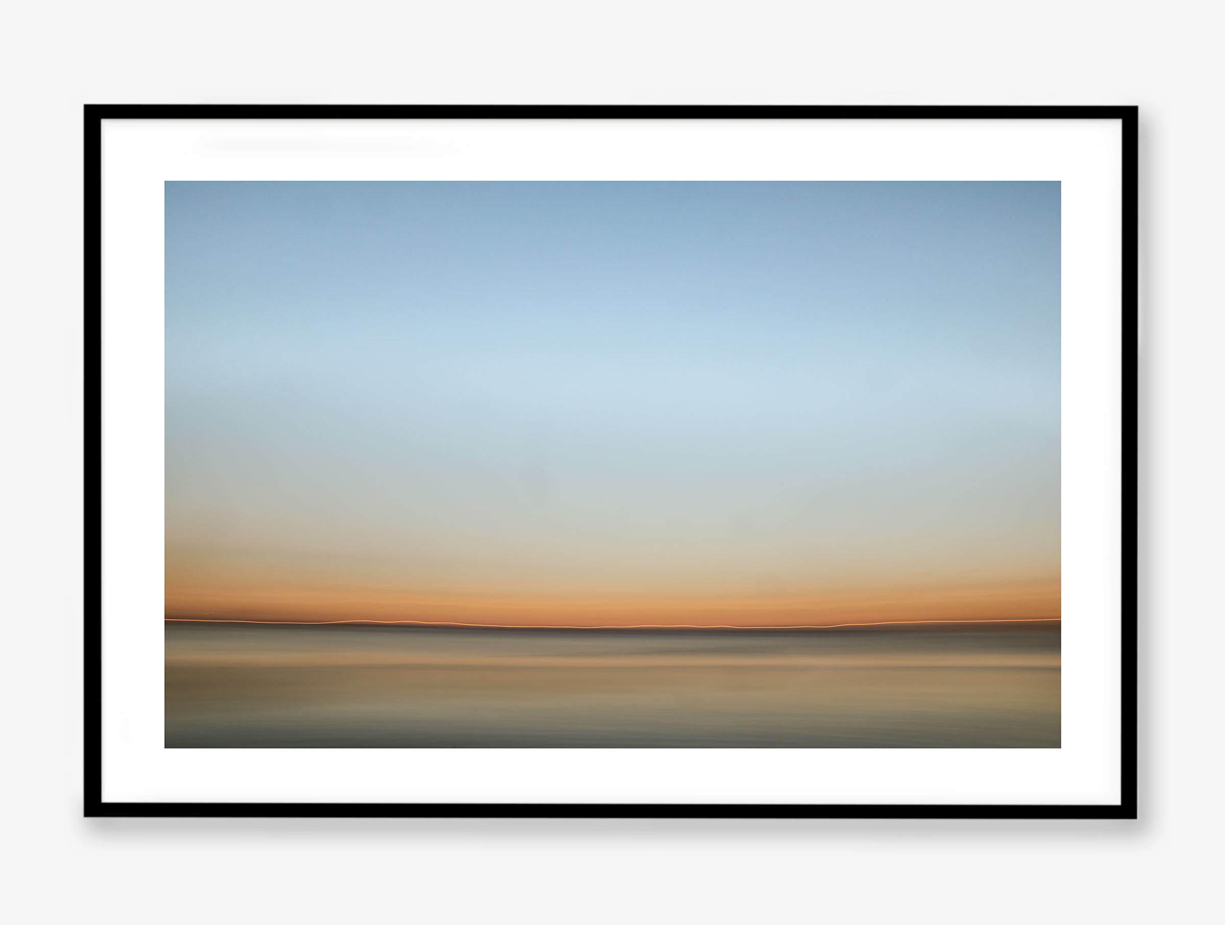 Artwork FirstLight 41 Black Frame