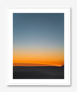 Artwork FirstLight 43 White Frame