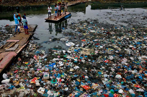 Nearly Every Country Agrees to Curb Plastic Pollution Except U.S.