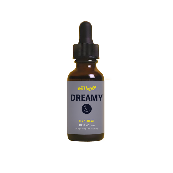DREAMY, 1000mg Wellnell Hemp Extract
