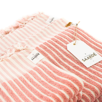 Wanderer Stripe Towels