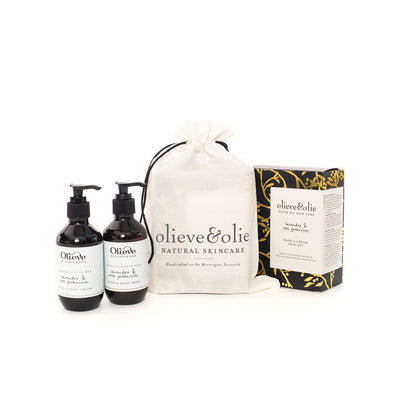 Hand Wash & Body Cream Gift Set