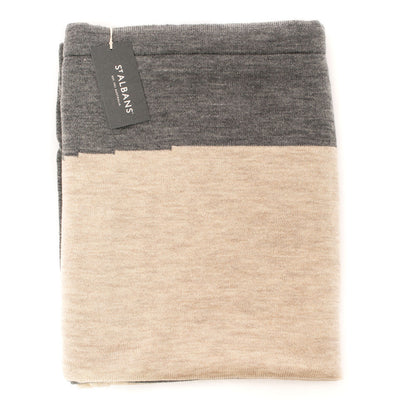 Wool Knit Throw (Jamie)