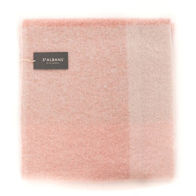 Mohair Throw Rug (Bloom)