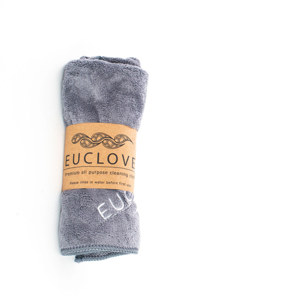 Woven Microfibre Cloth (Grey)