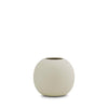Cloud Bubble Vase - SML (Chalk White)