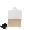 Flask Lotion Bottle - 500ML ( Granite Half Dipped)