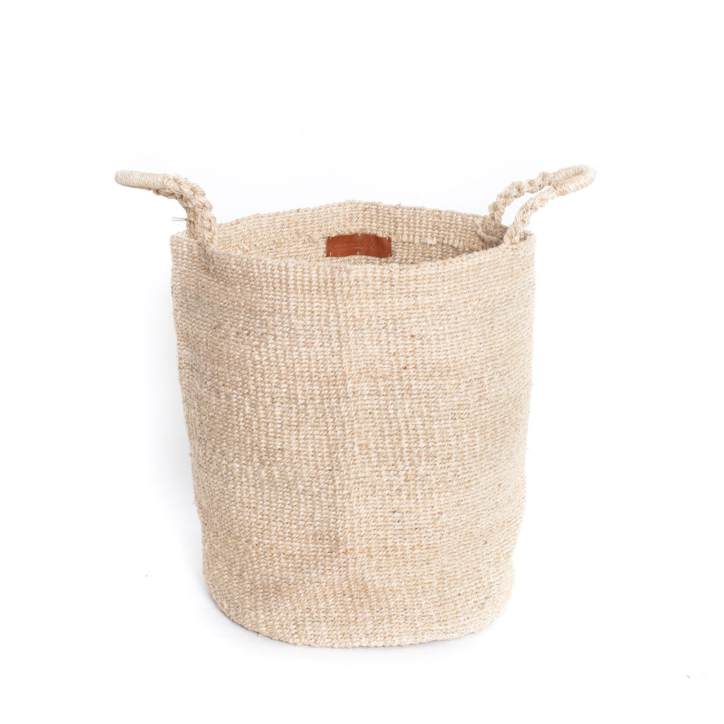Seafarers Laundry Basket (Natural)