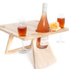 Picnic Table (Square Natural)