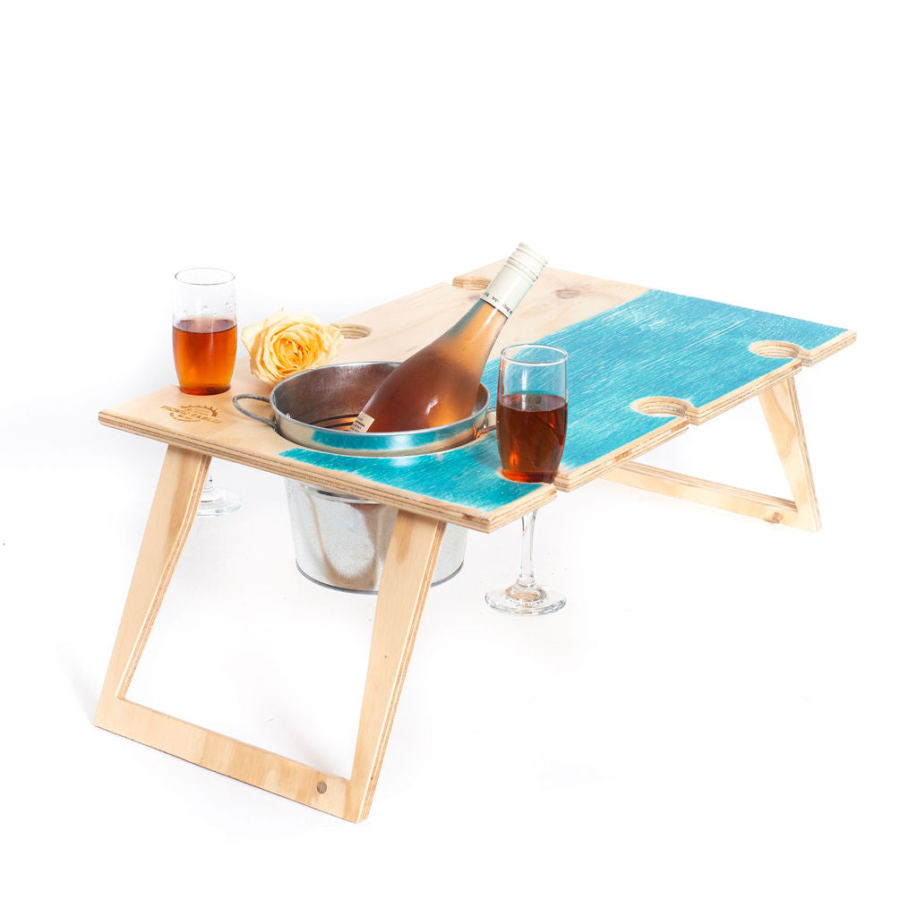 Picnic Table (Banquet Blue Bay)
