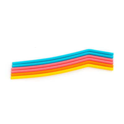 Kids Silicone Drink Straws