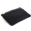 Thorne Disc Pouch (Black & Tan)