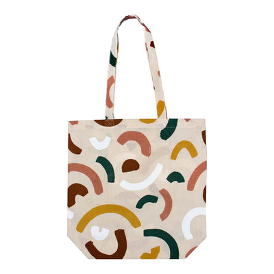Cotton Shopping Bag (Rainbow)
