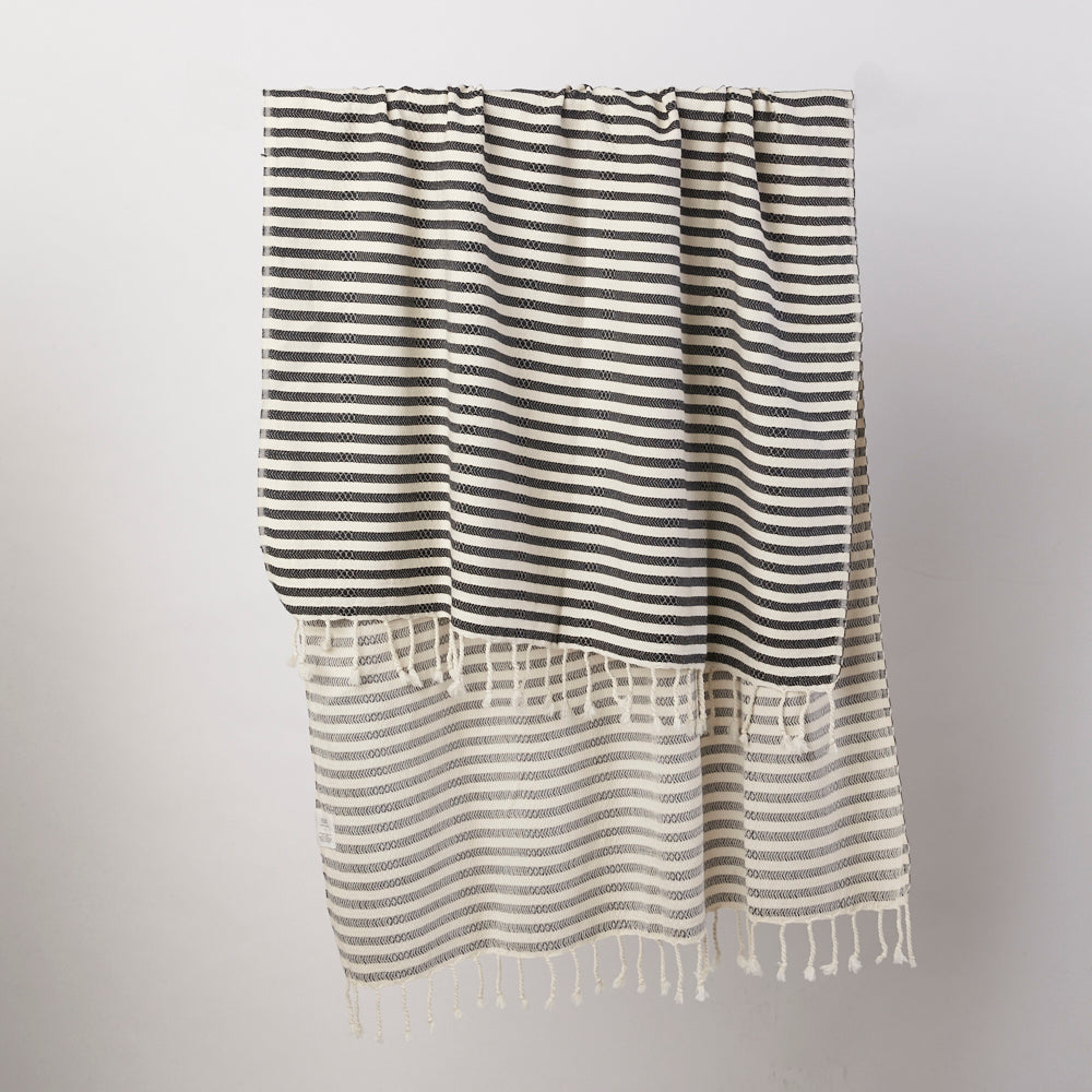 Hamam Beach Towel (Candy Stripe)