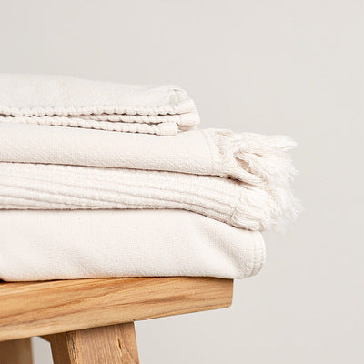 Vintage Wash Towels (Clay)