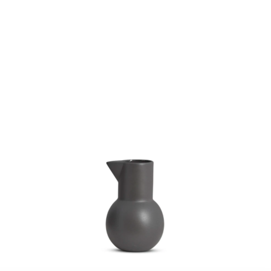 Yala Jug - Small (Charcoal)