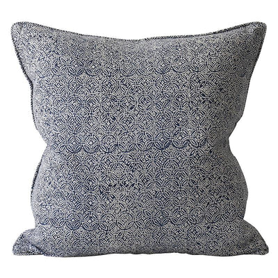 Bhukara Indigo Cushion