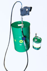 **INTRODUCTORY OFFER** CHMA-1 Battery Operated Oil Pump - Complete Kit